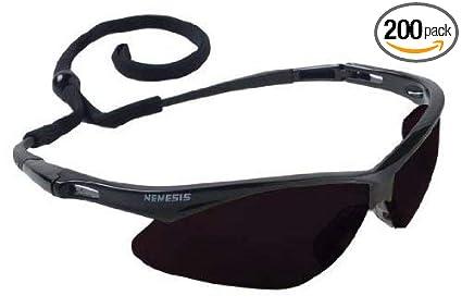 Amazon.com: Jackson Nemesis, anteojos de seguridad, marco ...