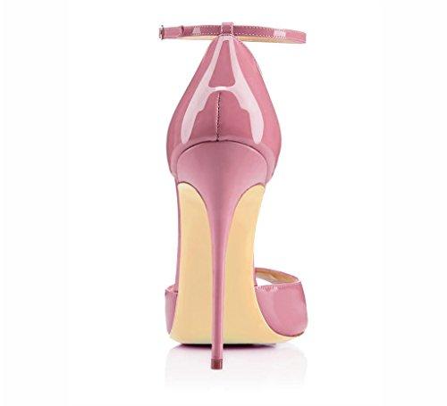 EDEFS - Tira de tobillo Mujer Rosa Bebé