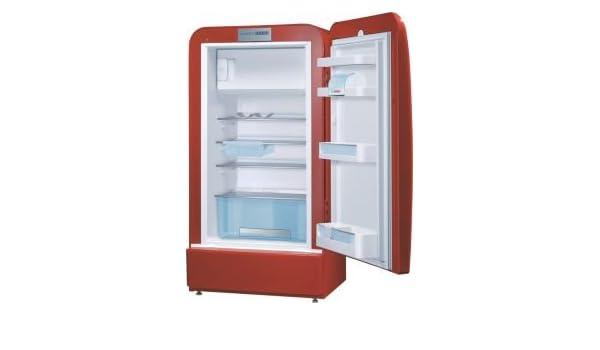 Bosch KSL20S50 nevera y congelador Independiente Rojo 164 L ...