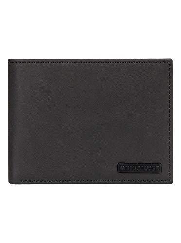 (Quiksilver Men's BRIDGIES III Wallet, black, M)