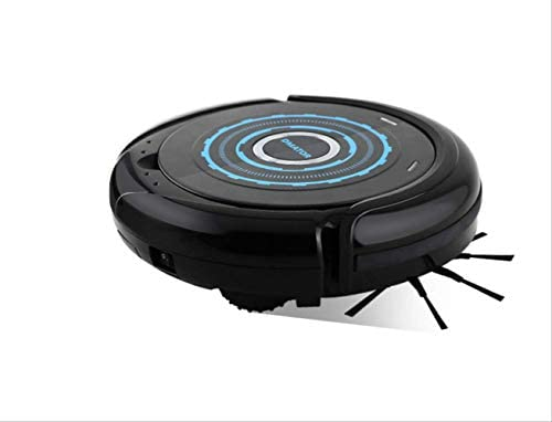 Robot De Balayage Intelligent Anti-Collision Anti-Drop Sweep Aspiration Drag Trois-En-Un Machine