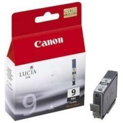 Canon PGI-9 PBK Cartucho de tinta original Foto Negro para Impresora de Inyeccion de tinta Pixma iX7000-PRO9500-PRO9500MarkII