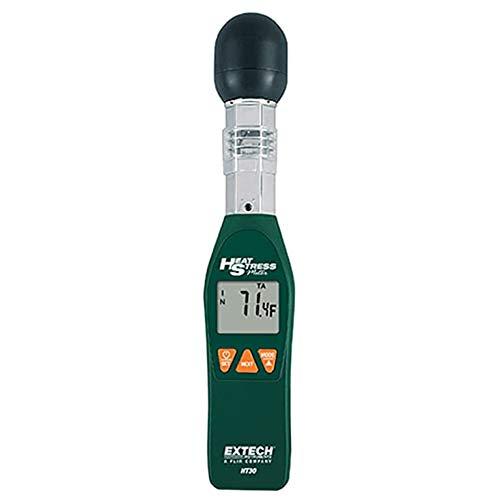 (Extech HT30-NISTL Heat Stress WBGT Meter with Limited NIST )