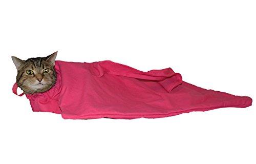 Cat-in-the-bag Cozy Comfort (E-Z Zip Carrier XL, Pink