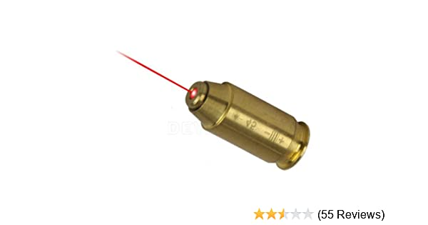 .45ACP Pistol Red Laser Bore Sight RED NEW 45 ACP