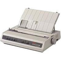 Okidata, ML186 Serial, USB, 120V (Catalog Category: Printers- Laser / Laser Printers- Mono)