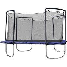 TRAMPOLINE DEPOT 13 X 13 Ft. SQUARE ENCLOSURE NET FOR 4 ARCHES - Fits Skywalker by Trampoline Depot