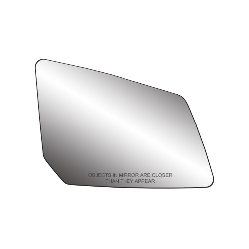 Fit System 80223 Chevrolet/GMC/Saturn Right Side Power Replacement Mirror Glass with Backing Plate (Gmc Side Mirrors)