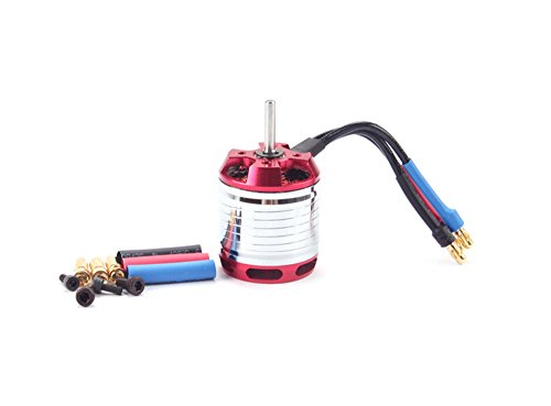 GARTT HF 450L 1800KV Brushless Motor 4S-6S for Align Trex 450 450L PRO RC Helicopter