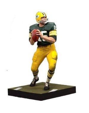 (McFarlane Toys NFL Sports Picks Legends Series 5 Action Figure Bart Starr (Green Bay Packers))