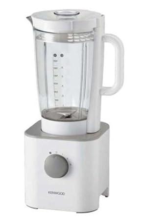 Kenwood BL620 Batidora de vaso 600W Blanco - Licuadora (Batidora de vaso, Blanco,