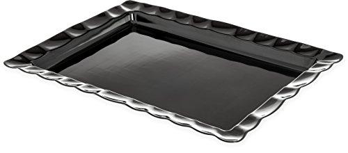 Scalloped Rectangular Platter - 1