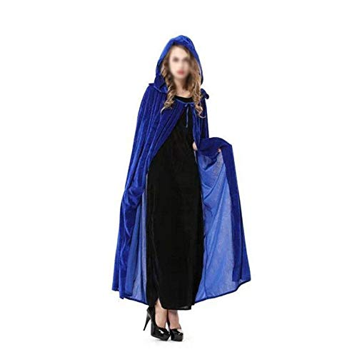 Party Diy Decorations - Nicexmas Cosplay Decorations Witch Wizard Hooded Robe Cloak Masquerade Costume Decoration - Decorations Party Party Decorations Necklace Wizard Cape Wood Cloak Witch]()