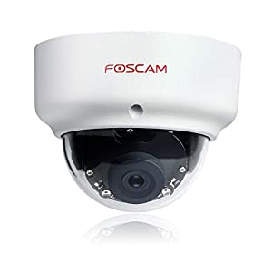 Foscam FI9961EP Vandal-Proof Outdoor 2.0 Megapixel FHD Security IP Camera with IP66 Waterproof Design, WDR 2.0, IR Range… 31rAtFq U8L. SS300