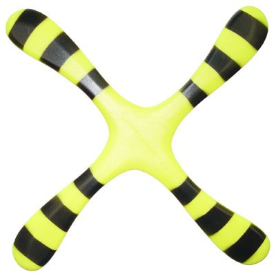 BumbleBee Precision Boomerang - Easy Returning Boomerangs!