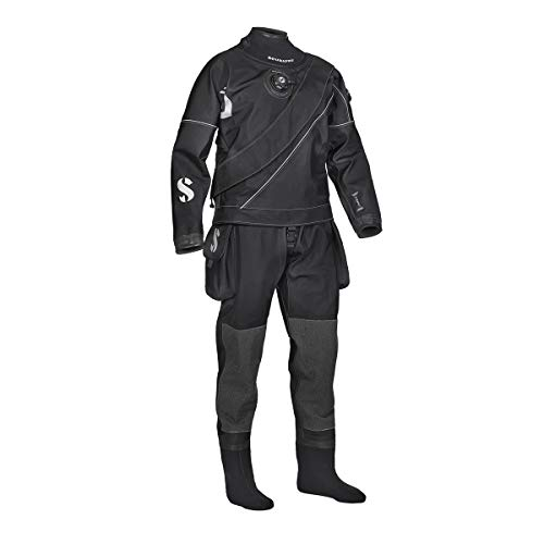 Scubapro Evertec LT Drysuit - Black - 3XL