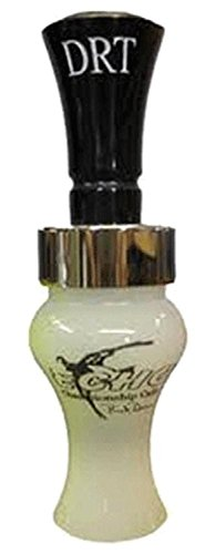Echo Calls DRT Duck Call, Pearl/Black by Echo Calls