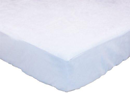 S/ábana bajera impermeable de viscosa 60x120 cm Babycalin