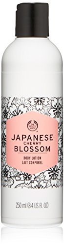 The Body Shop Japanese Cherry Blossom Body Lotion, 8.4 Fluid Ounce Blossom Shop