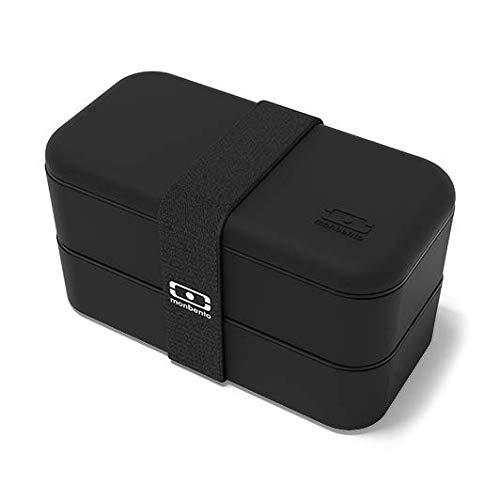 monbento 1200 02 102 MB Original V Black Bento Box by monbento