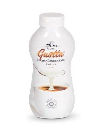 Gustta - Leche condensada antigoteo