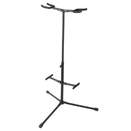 On Stage GS7255 Double Hang It Guitar (Support Double Guitar Stand)