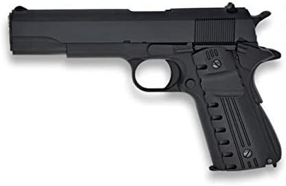 Golden Eagle 38361 Pistola Arma Airsoft 3310. Co2 Potencia 0,50 Julios Accesorio para prácticar Deporte de Airsoft + Portabotellas de regalo