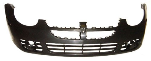 OE Replacement Dodge Neon Front Bumper Cover (Partslink Number CH1000378) - Neon Front Bumper Cover