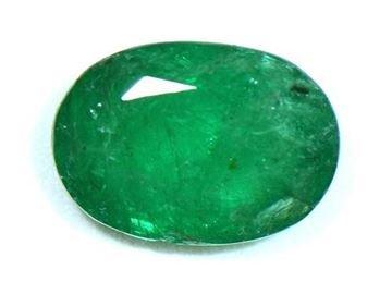 buy bague color gems green unisex crystal beryl certified natural