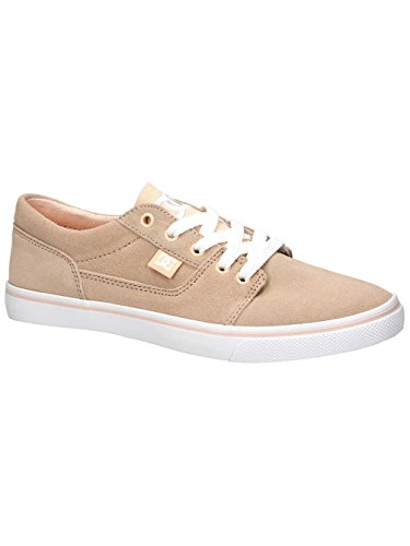 DC Women's Tonik W Se Low-Top Sneakers Peach Cream 6pEIPE