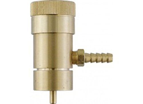 Eagle Brewing FE378 Oxygen Regulator for Disposable Tanks - Oxygen For Beer Brewing