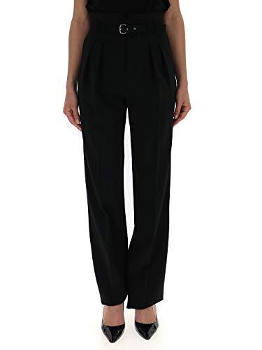 Algodon Pantalón Mujer Qr3rb1a02eu0no Negro Red Valentino xw6qCxF