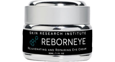 Reborneye - Rejuvenating and Repairing Eye Cream - Advanced Anti-Aging Formula - Fill In Wrinkles & Crow's Feet - Deflates Eye Bags - Reduces Dark Circles - Diminish Puffiness