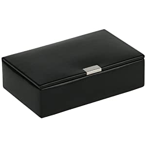 Wolf Designs 290202 Heritage Collection Eight Compartment Cufflink Box