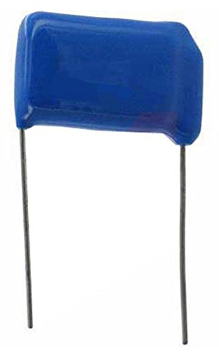 (CORNELL DUBILIER CD16FD272JO3 Silver Mica Capacitor, Standard Dipped, 2700 pF, 500 V, ¡À 5%, Type CD16 Series, Radial)