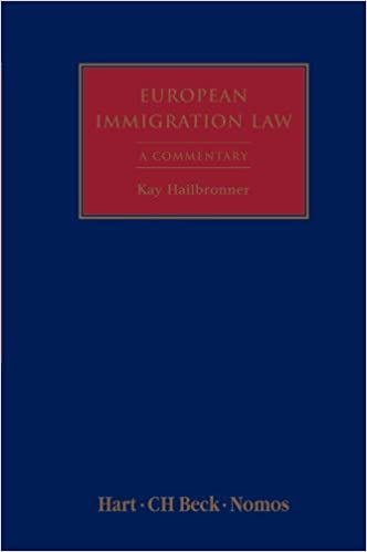 Book European Immigration and Asylum Law: A Commentary