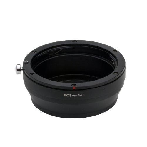 Pixco Lens Adapter for Canon EOS Mount Lens to Micro 4//3 M43 GH4 GM1 GX7 GF5 GH2 E-M5 E-PL6 VA Version Camera Adapter