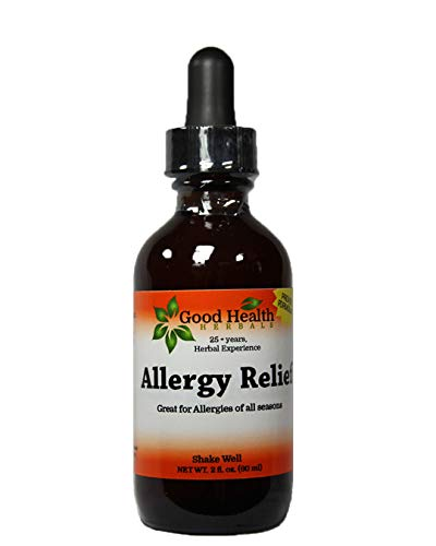 (Good Health Herbals - Allergy Relief - Herbal Extract - All Seasons Allergy)