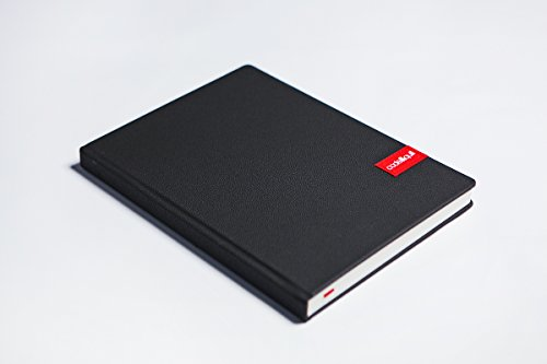 code&quill Monolith Notebook Premium Large-Format Hardcover Notebook for Creatives (7.25