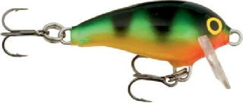 Rapala Mini Fat Rap 03 Fishing lure, 1.5-Inch, Perch by Rapala / Normark  並行輸入品 の商品画像