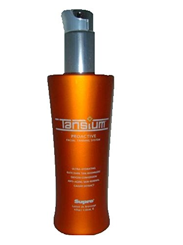 Supre Tansium Tanning Lotion Tansium Proactive Body Tanning System Elite Ultra Dark Tanning Maximizers 8 oz