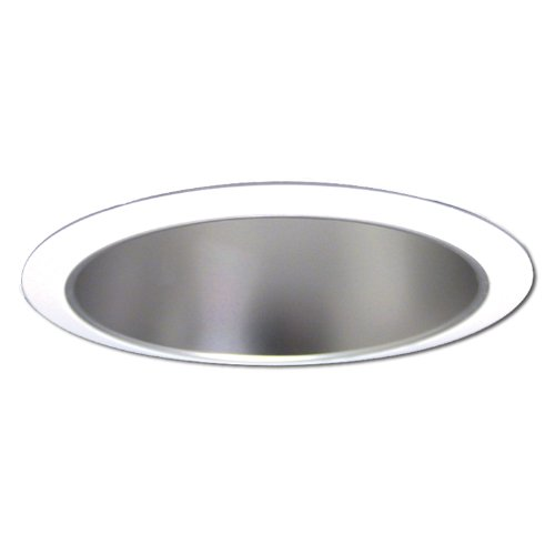 Cone Reflector White Trim - 2