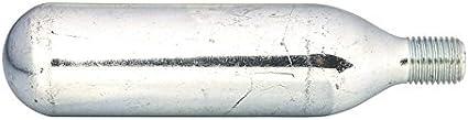 BARBIERI - 36288/213 : Bombona cartucho aire comprimido CO2 con rosca 16 gr.