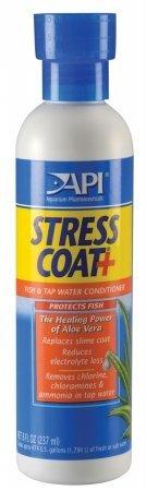 Aquarium Pharmaceuticals Stress Coat 8oz Aquarium Pharmaceuticals Stress Coat