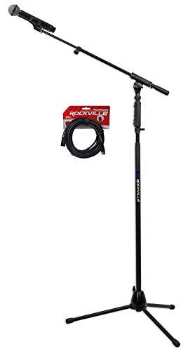 - Beyerdynamic M160 Double Ribbon Drum Microphone for Tom/Hi Hat + Mic Stand