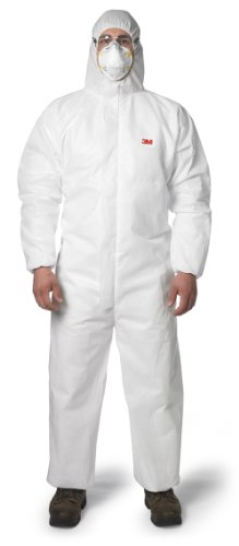 3M 94540-00000 Paint Spray Coverall, One Size