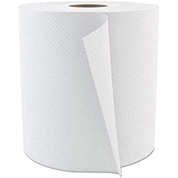CASCADES TISSUE GROUP Select Roll Paper Towels, 1-Ply, 7.875
