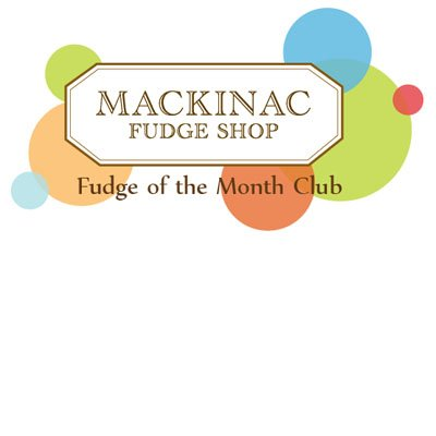 12 Months Gourmet Fudge of the Month Club by Mackinac Fudge (Image #1)