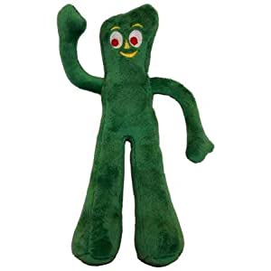 Multipet Gumby Plush Dog Toy (9 inch) 77