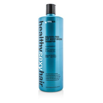 Sexy Hair Concepts Healthy - Healthy Sexy Hair Sulfate-Free Soy Moisturizing Shampoo 1000ml/33.8oz